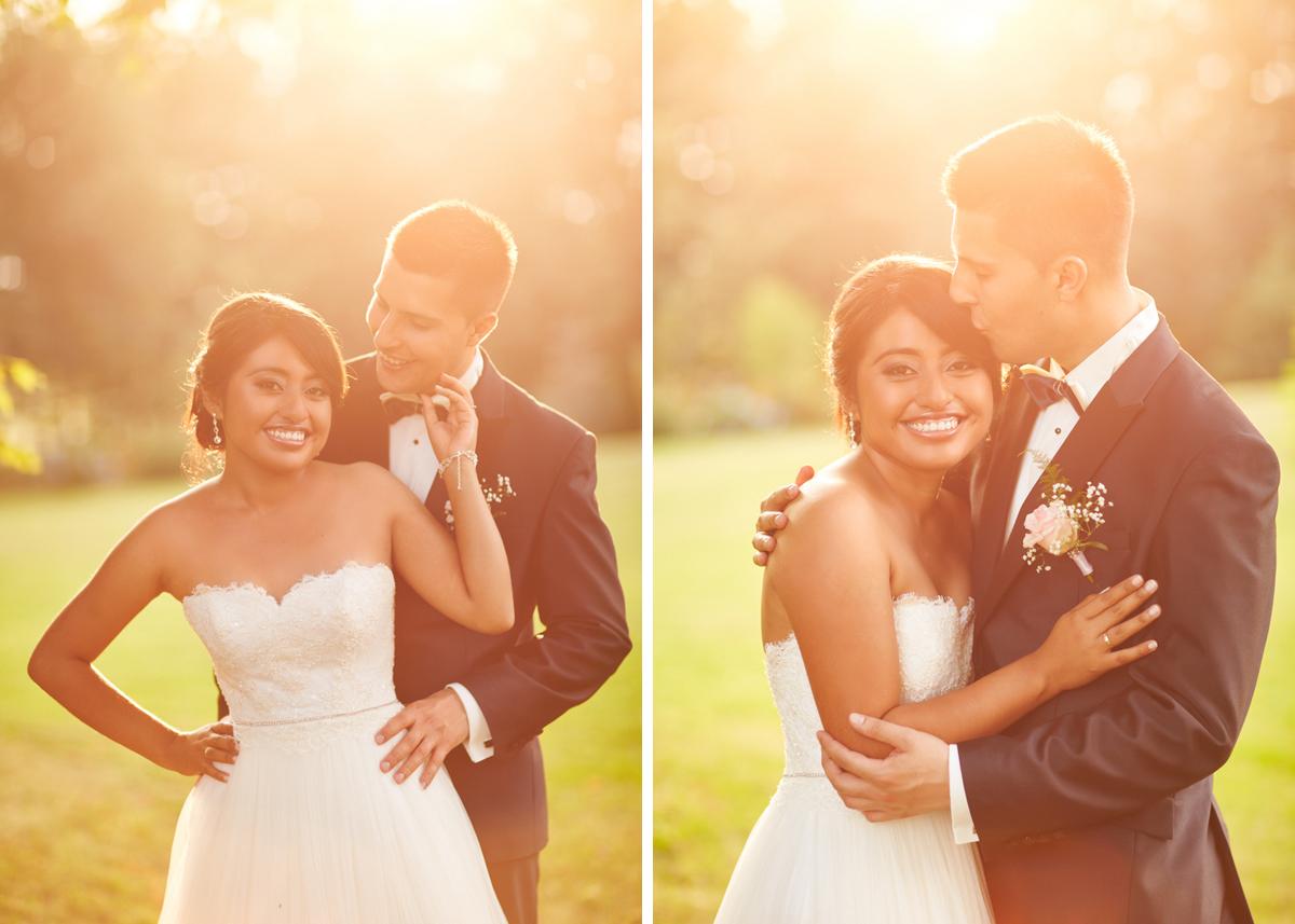 Plenerowy ślub w Bistuszowej