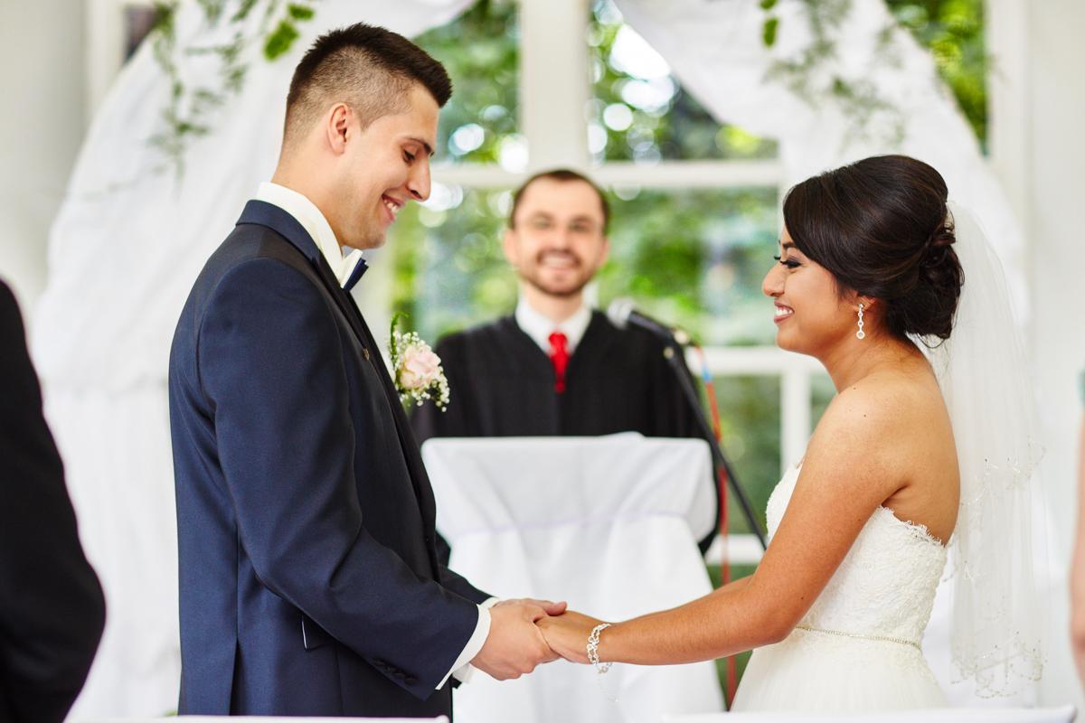ślub w ogrodzie bistuszowa