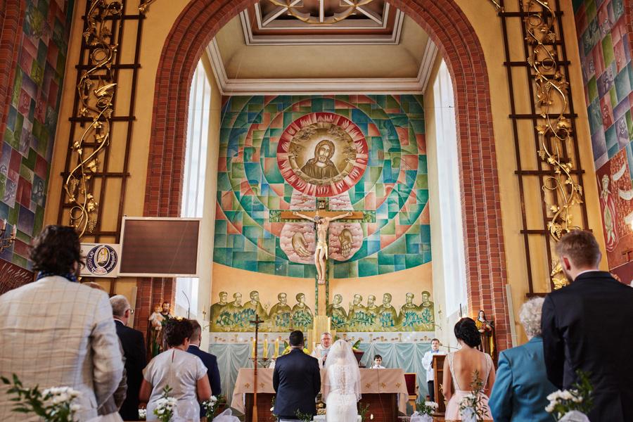 Parafia Matki Bożej Szkaplerznej w Drohobyczce
