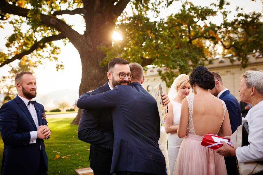 życzenia ślubne na zamku w dubiecku