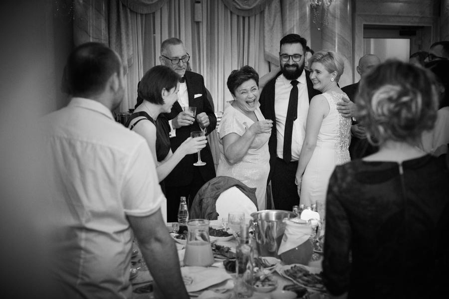 przyjęcie weselna na zamku w dubiecku