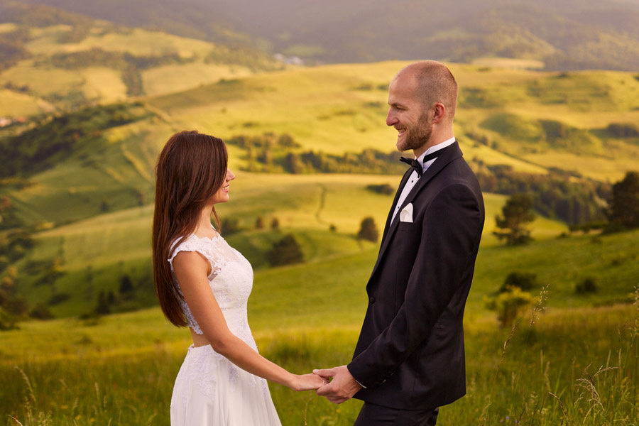 sesja ślubna wysoki wierch