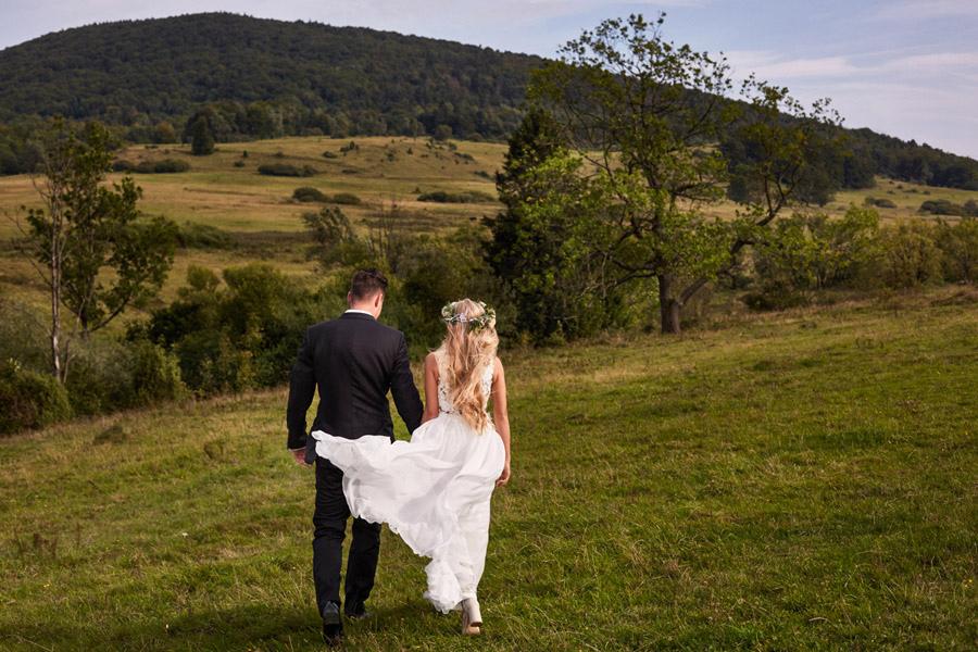 sesja ślubna nowy sącz