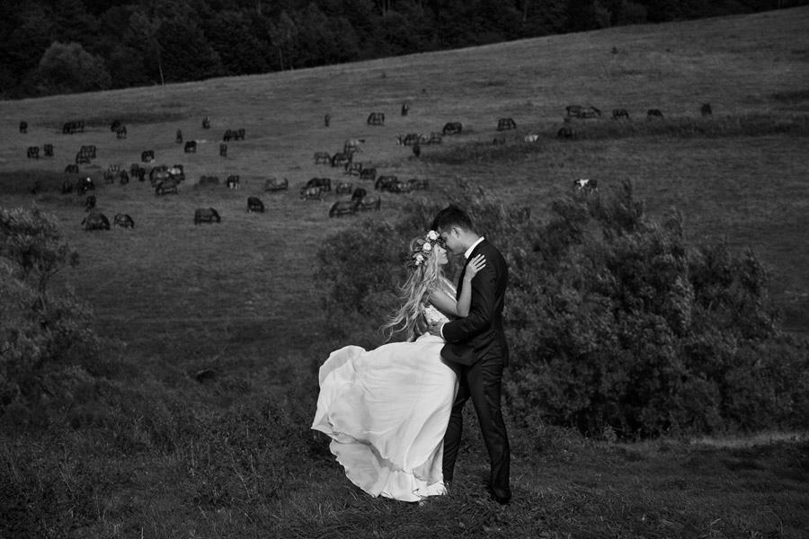 plener ślubny nowy sącz