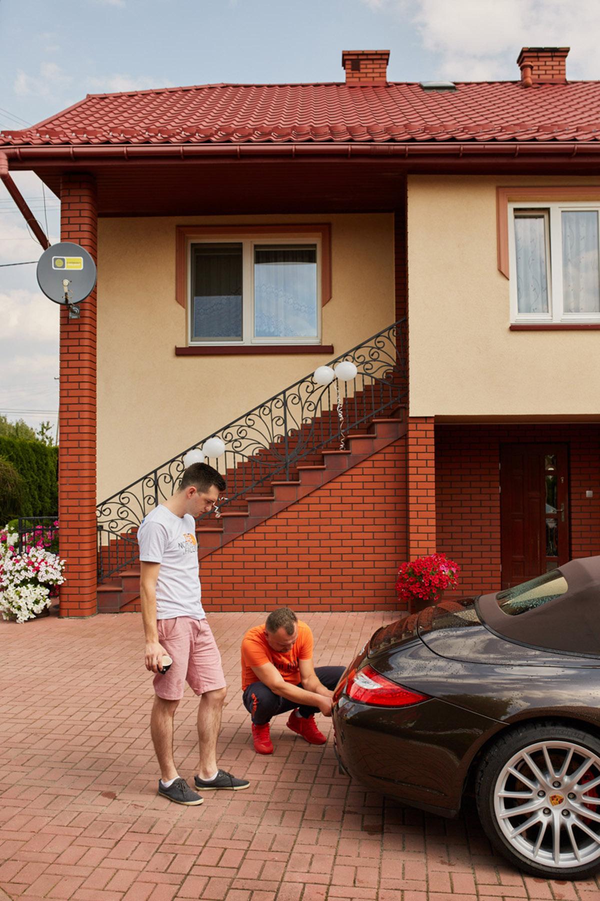 przygotowania do ślubu Tarnow