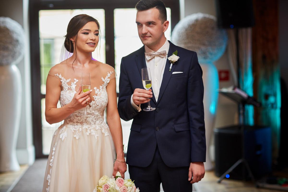 kieliszki weselne tarnów