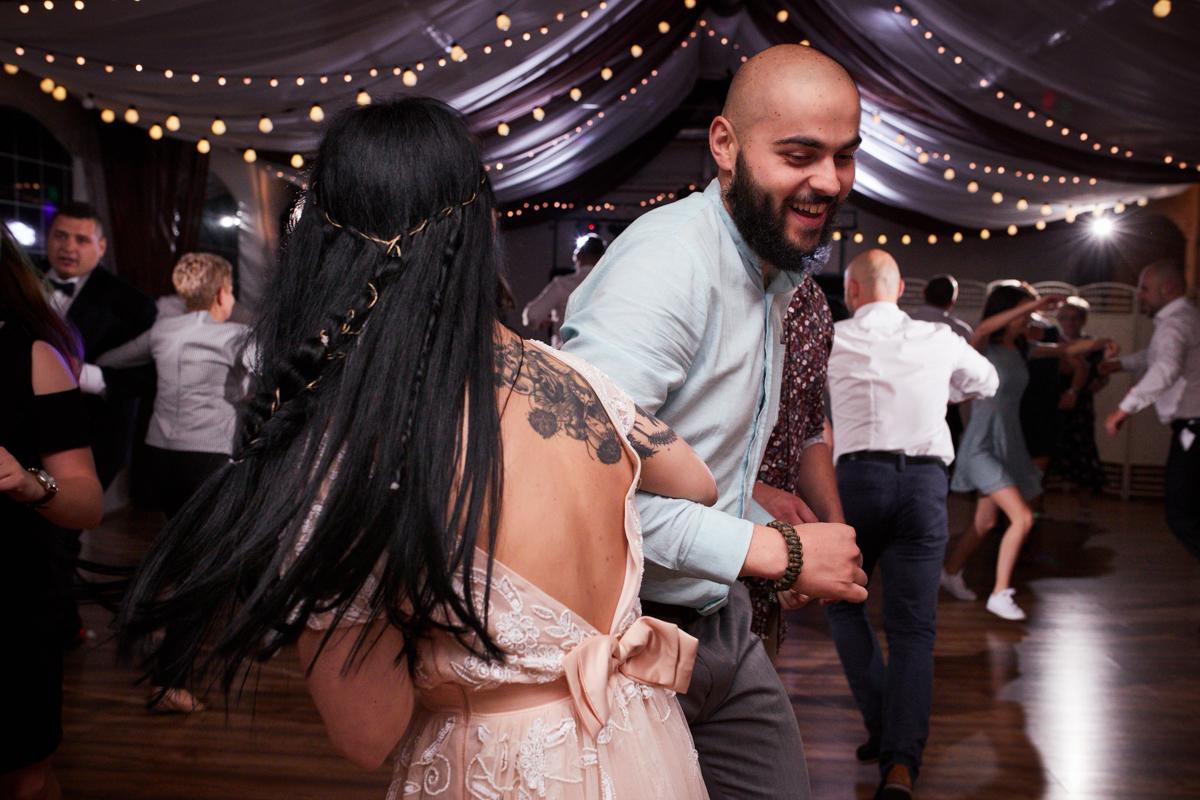 rustykalny ślub tarnów