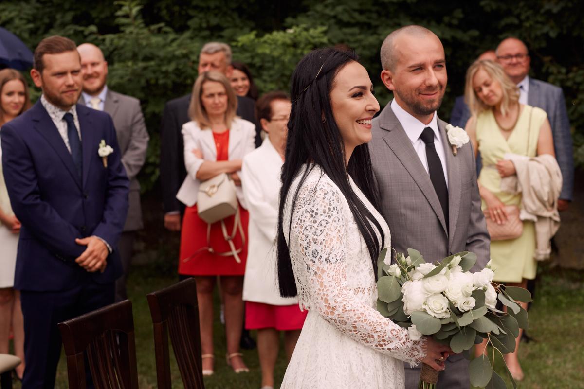 rustykalny ślub plenerowy w tarnowie