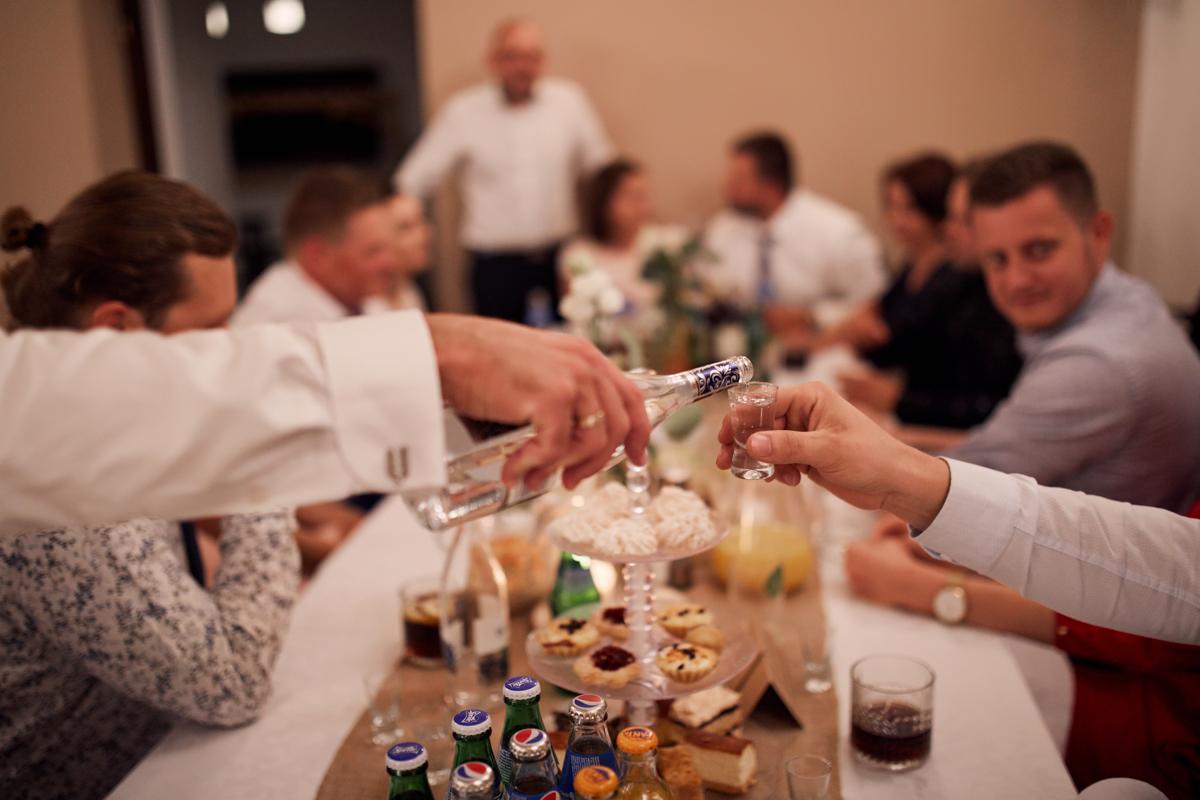 wódka weselna tarnów