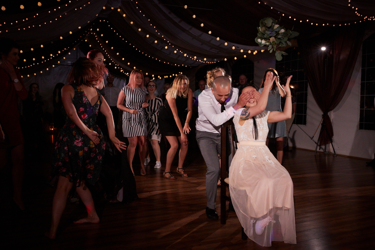 rustykalne wesele tarnów