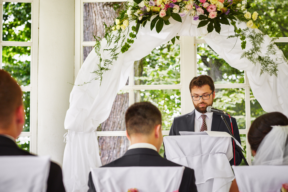 ceremonia ślubna dwór bistuszowa