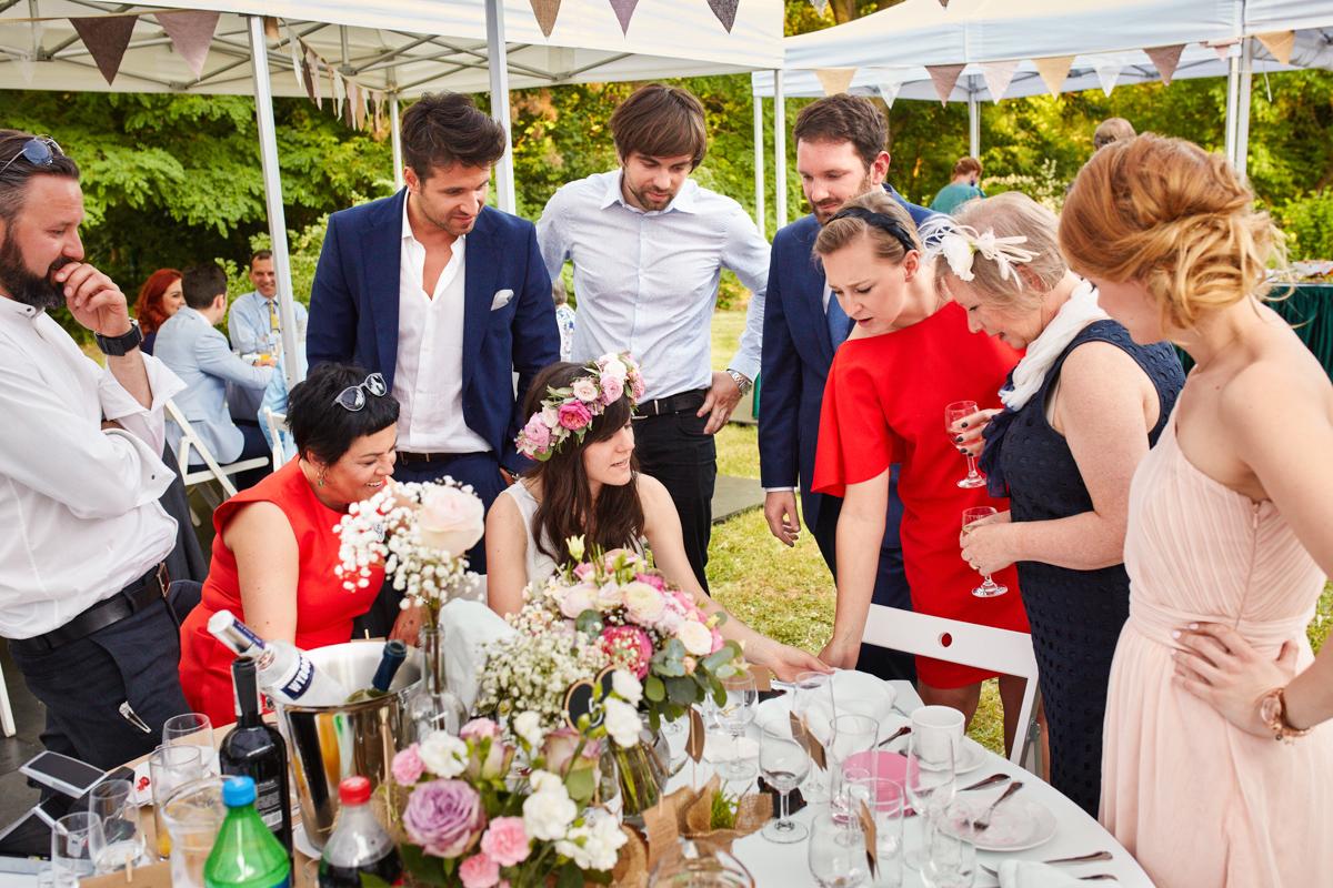 wesele w namiocie magdalenka