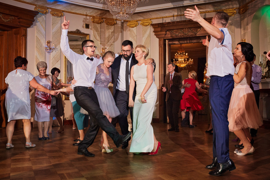szalona zabawa weselna w dubiecku