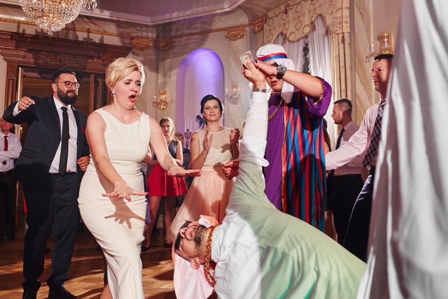 dubieck zamek wesele