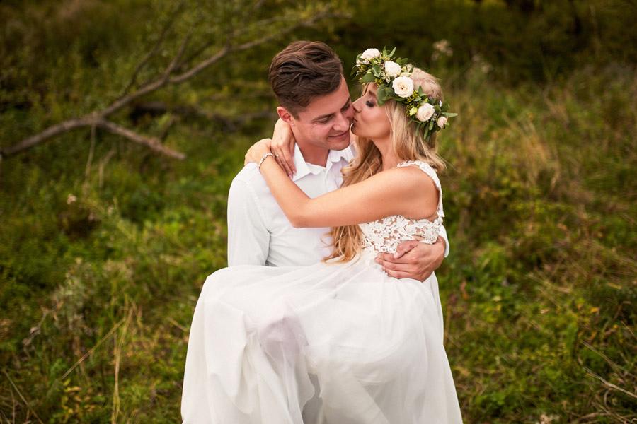 plenerowy ślub nowy sącz