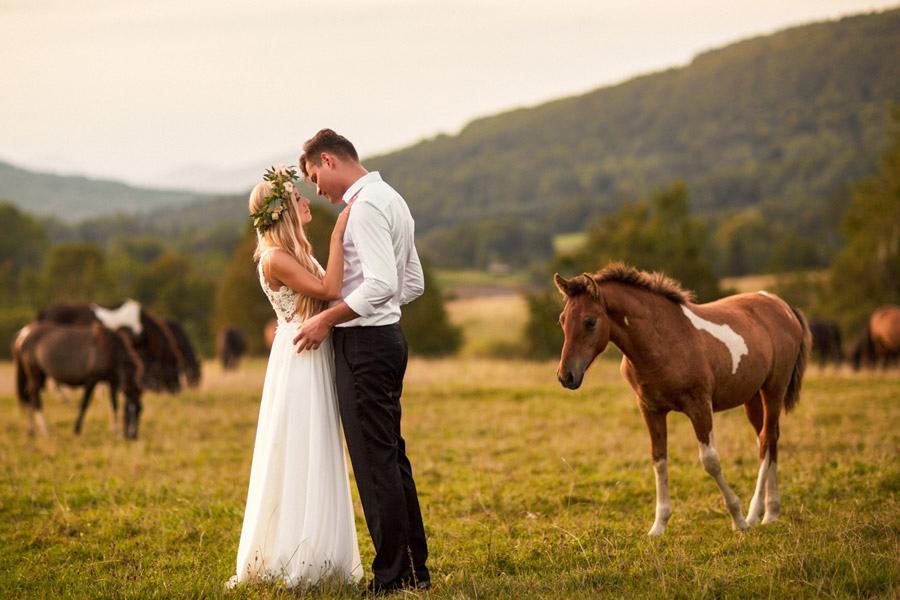 fotograf ślubny nowy sącz