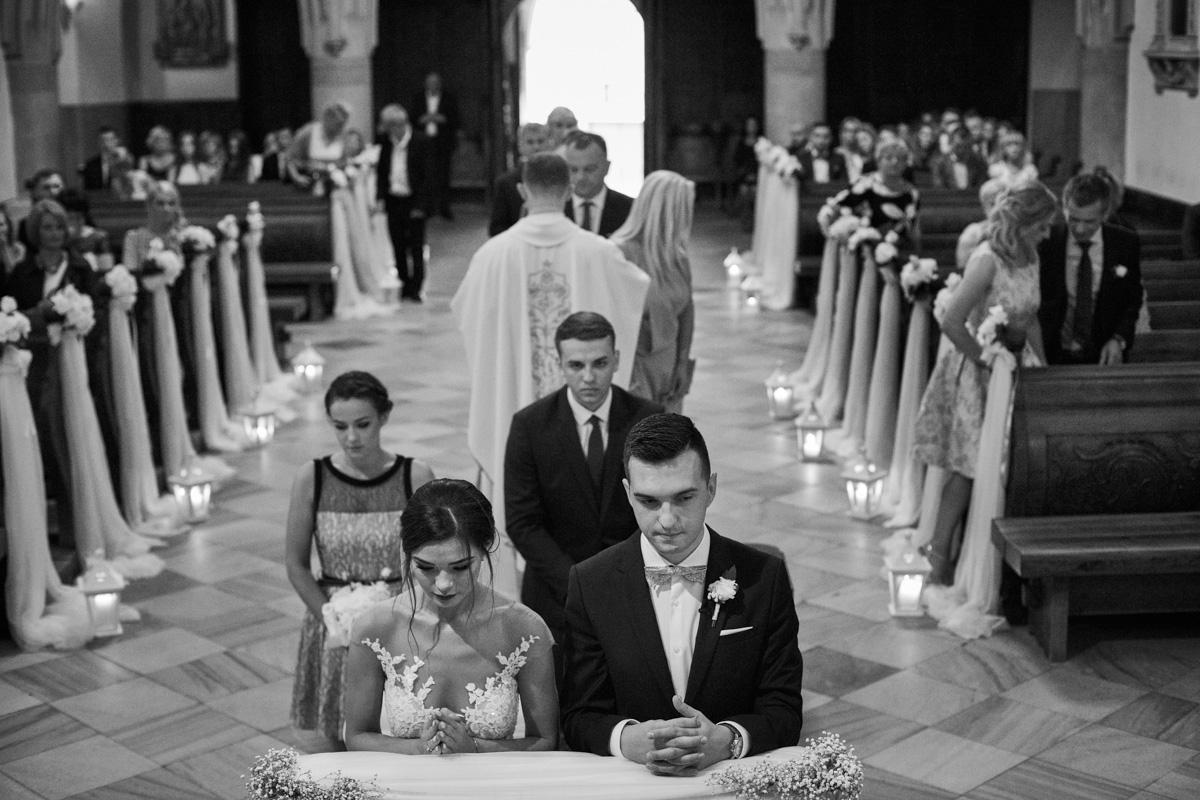 Bazylika katedralna ślub w Tarnowie