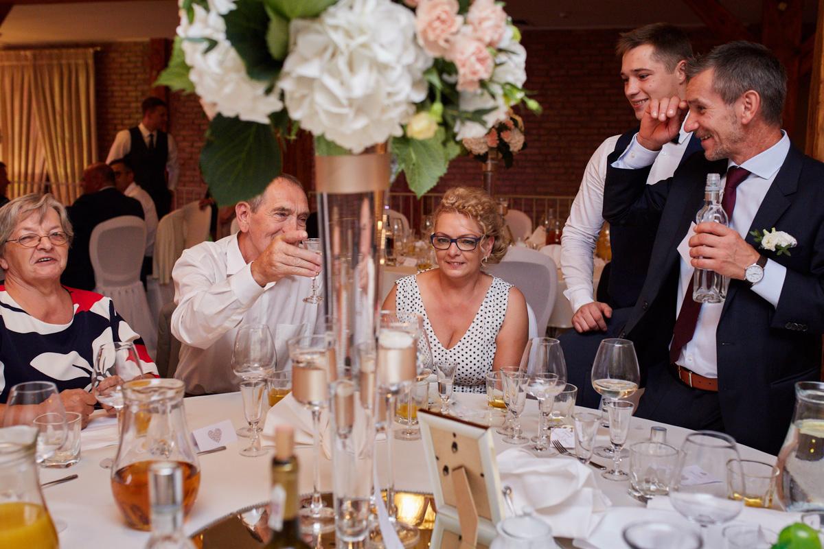 wesele tarnów centrum