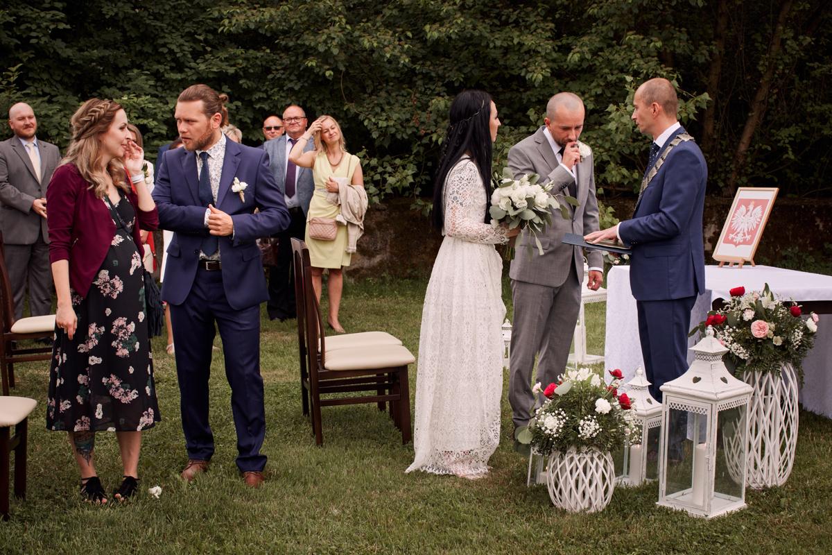 ślub plenerowy w tarnowie
