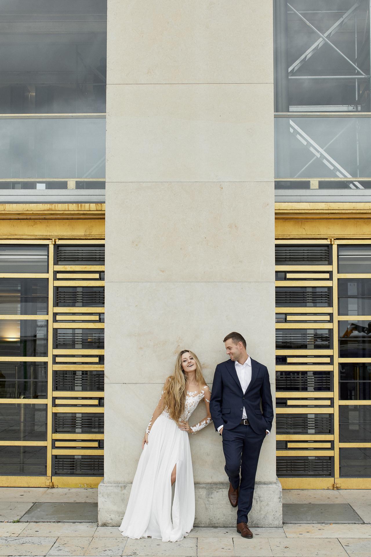 fotografia ślubna w plenerze za granicą