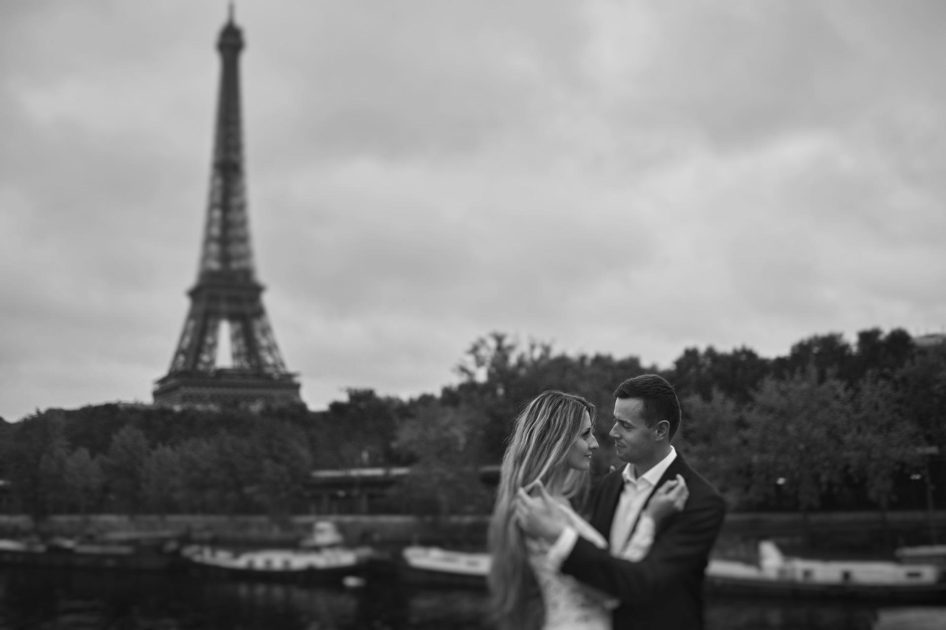 sesja ślubna za granicą Paryż Francja