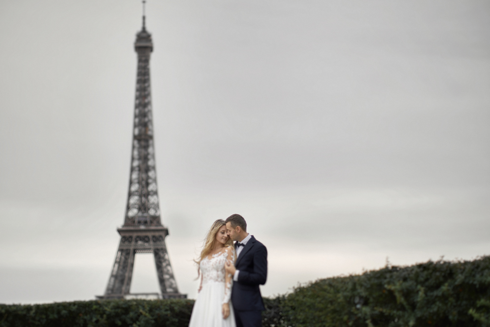 sesje ślubne w Paryżu