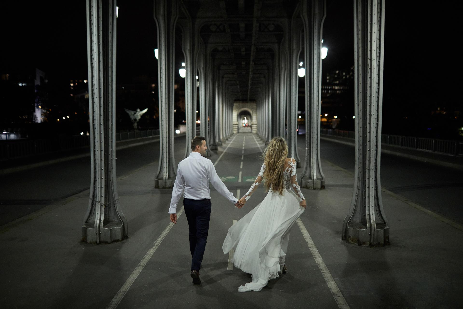 zdjęcia ślubne plener za granicą