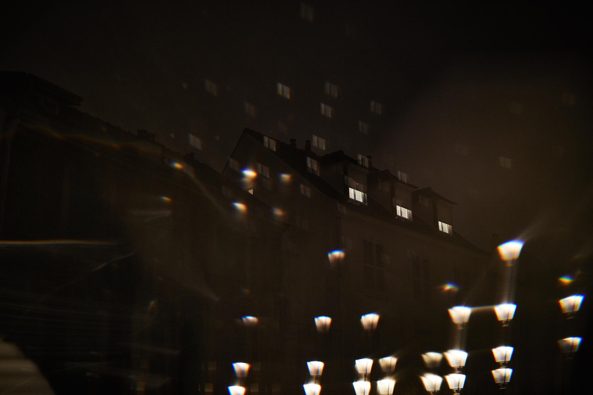 Paryż nocą - sesja ślubna za granicą
