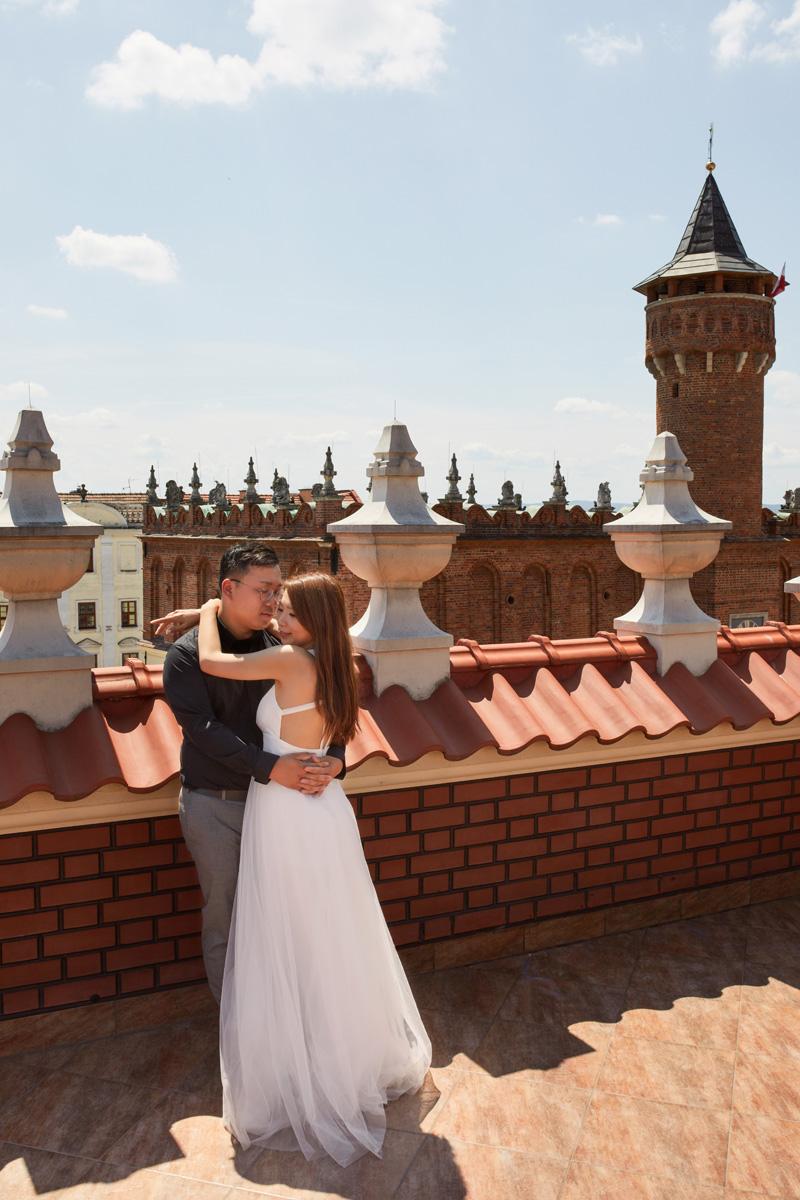 fotografia ślubna w Tarnowie
